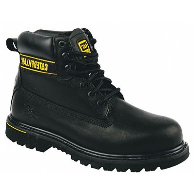 Cat® Safety Shoe Holton S3 Black (CAT708030)